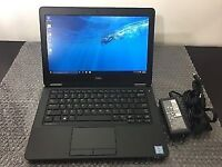 Dell Latitude 12 5000 series Laptop - Intel Core 6100U - 8GB RAM - 256GB SSD - 13.3 inch Ultrabook