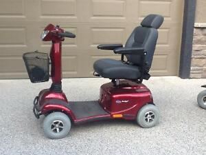 2007 Fortress mobility scooter