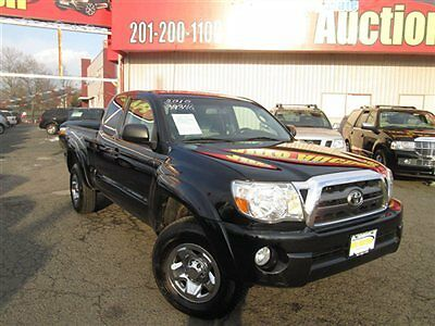 2010 tacoma access cab club cab 4x4 4wd carfax certified 1 owner pre owned used toyota tacoma. Black Bedroom Furniture Sets. Home Design Ideas