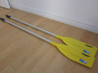 2 BRAND NEW OAR, LABEL STILL ON, NEVER BEEN USED, 40% OFF PRICE