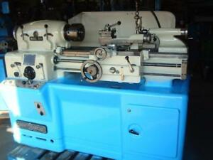 Smart and Brown Lathe