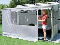 Fiamma 45i Clip System Motorhome Awning / Privacy Room