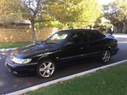Stunning 2001 Saab 9-3 Coupe Mosman Park Cottesloe Area Preview