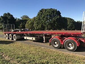 2000 HAULMARK 45ft FLAT TOP excellent condition Ormeau Gold Coast North Preview