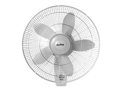 "AIR KING 9016 16"" Wall Mount Fan, Oscillating, 3 Speed"