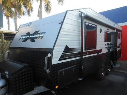 2017 Lotus Caravans Tremor 20'6 LC088