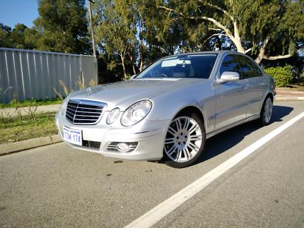 2007 Mercedes Benz e280 cdi avantgarde