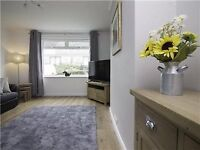 Clyde House -Three Bedroom short stay apartment in Glasgow. Fully serviced