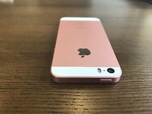 iPhone SE 16gb rose gold near new condition Kuraby Brisbane South West Preview
