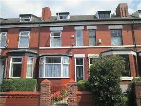 Large House - Lausanne Road, Withington, Manchester - Victorian Terrace 3 floors + basement