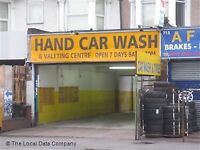 HAND CAR WASH FOR SALE 120K - LONDON SEVEN KINGS - LONG LEASE