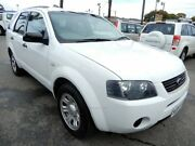 2006 Ford Territory SY TX White 4 Speed Sports Automatic Wagon Enfield Port Adelaide Area Preview