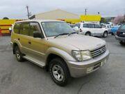 2001 Toyota Landcruiser Prado GXL Gold 4 Speed Automatic Wagon Reynella Morphett Vale Area Preview