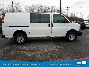 2013 Chevrolet Express 2500 w/ Power group and Keyless Entry