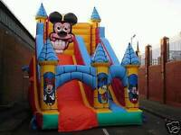 Large Mickey mouse slide