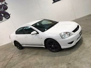 2007 Mitsubishi 380 DB Series 2 Sports Automatic Sedan Williamstown North Hobsons Bay Area Preview