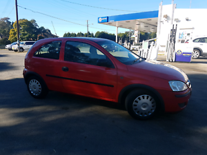 Holden barina manual Lansvale Liverpool Area Preview