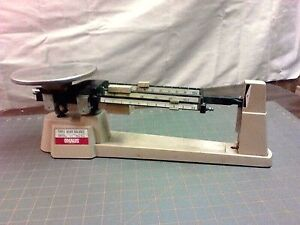 Ohaus Triple Beam Balance Scale Cambridge Kitchener Area image 1