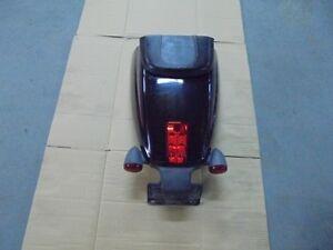 Harley V Rod Vrod Rear Fender & Tail light - <span itemprop='availableAtOrFrom'>Inowroclaw, Polska</span> - Harley V Rod Vrod Rear Fender & Tail light - Inowroclaw, Polska