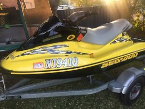 Seadoo rxdi Labrador Gold Coast City Preview