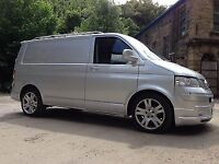 VW T5 Panel Van, 108k Miles. New Job with Company Van so selling as no use for 2 vehicles.