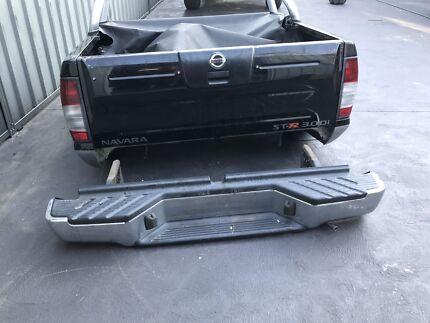 Nissan navara d22 ute tray