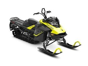 2018 Ski-Doo Summit SP Electric PowderMax Light 3.0 FlexEdge Rot