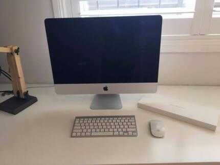 "iMac 21.5"" 3.2GHz, i5, 8GB - Mint Condition"
