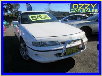 1995 Holden Commodore VS S White 4 Speed Automatic Utility