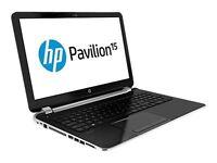 "HP Pavilion 15-n031sa - 15.6"" - Core i3 3217U - Windows 10 64-bit - 5 GB RAM - HDD"