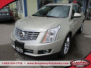 2015 Cadillac SRX LOADED 'PERFORMANCE MODEL' 5 PASSENGER 3.6L -