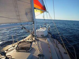 Yacht, sail boat, sailing, Phantom 32 yacht