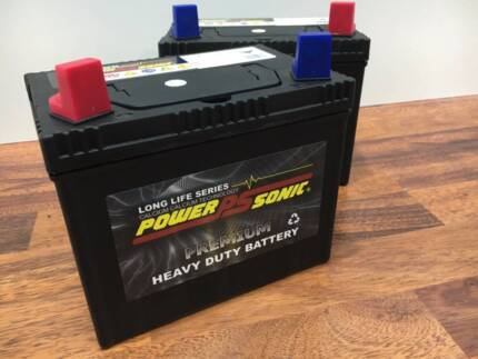 Premium MOWER BATTERY 300CCA U1RMF U1MF PU1-60MF Maintenance Free