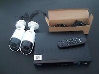 LOREX WIRELESS FLIR ECO - 4 channel (720p) CCTV SYSTEM