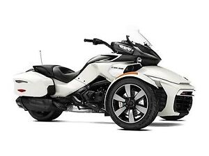 2018 Can-Am Spyder F3-T