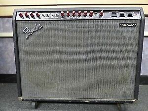 "Fender ""Evil Twin"" Red Knob Vintage Amp"