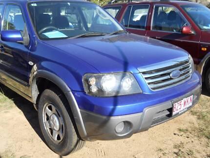 Excellent condition! 2007 Ford Escape Wagon - Price negotiable.