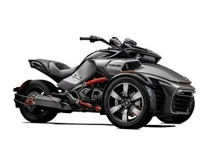 2015 Can-Am Spyder F3 S 6-Speed Manual (SM6)