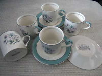 Coffee Set, Vintage, Highly Collectable by Midwinter