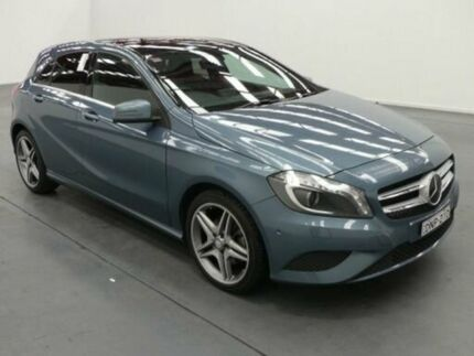2014 Mercedes-Benz A200 176 CDI BE Blue 7 Speed Automatic Hatchback