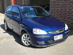 2004 Holden Barina hatch AUTO only 89xxx kms $4999 !