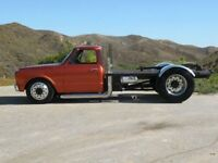 Classic Cab & Chassis Dually C-30 Trade for road king Harley