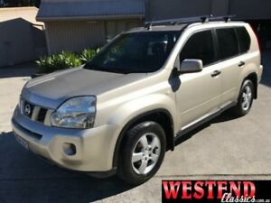 2008 Nissan X-Trail T31 ST Gold Constant Variable Wagon Lisarow Gosford Area Preview
