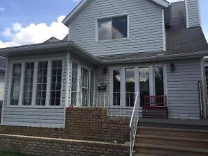 Beautiful 4 bedroom house for rent near downtown EDMONTON
