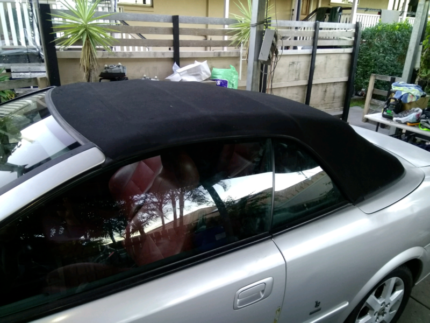 Holden Astra Convertible Roof Working