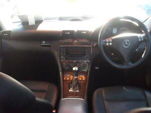 2006 Mercedes-Benz C180 Kompressor Grey Automatic Sedan