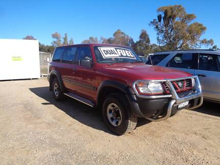 1998 Nissan Patrol Wagon Mansfield Mansfield Area Preview