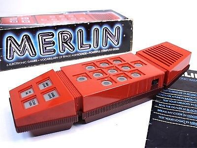 Merlin, the Electronic Wizard