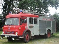 Bedford TK Fire Engine