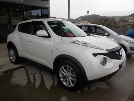 SPORTY LOOKING 2013 Nissan Juke Hatchback Burnie Burnie Area Preview